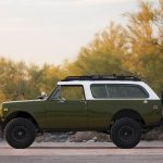 The Astonishing 1977 International Scout II Traveler Custom