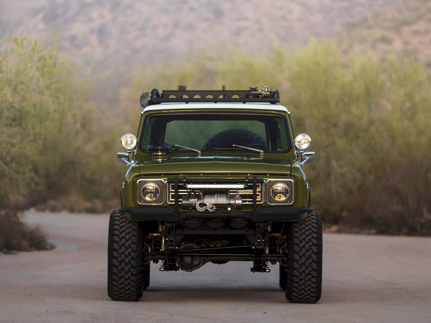1977 International Scout II Traveler Custom 5