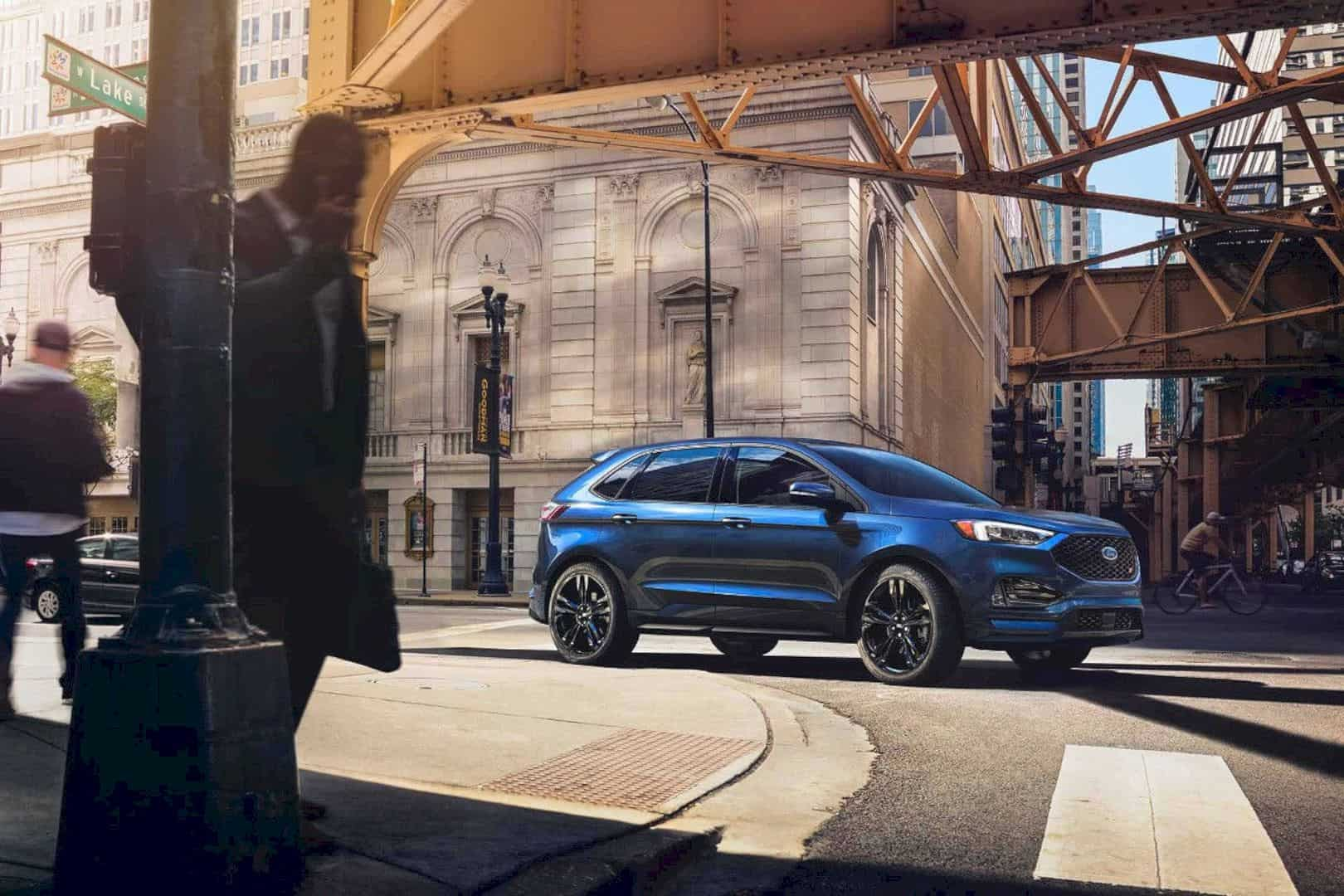 latest  ford edge smart   smart  features design listicle