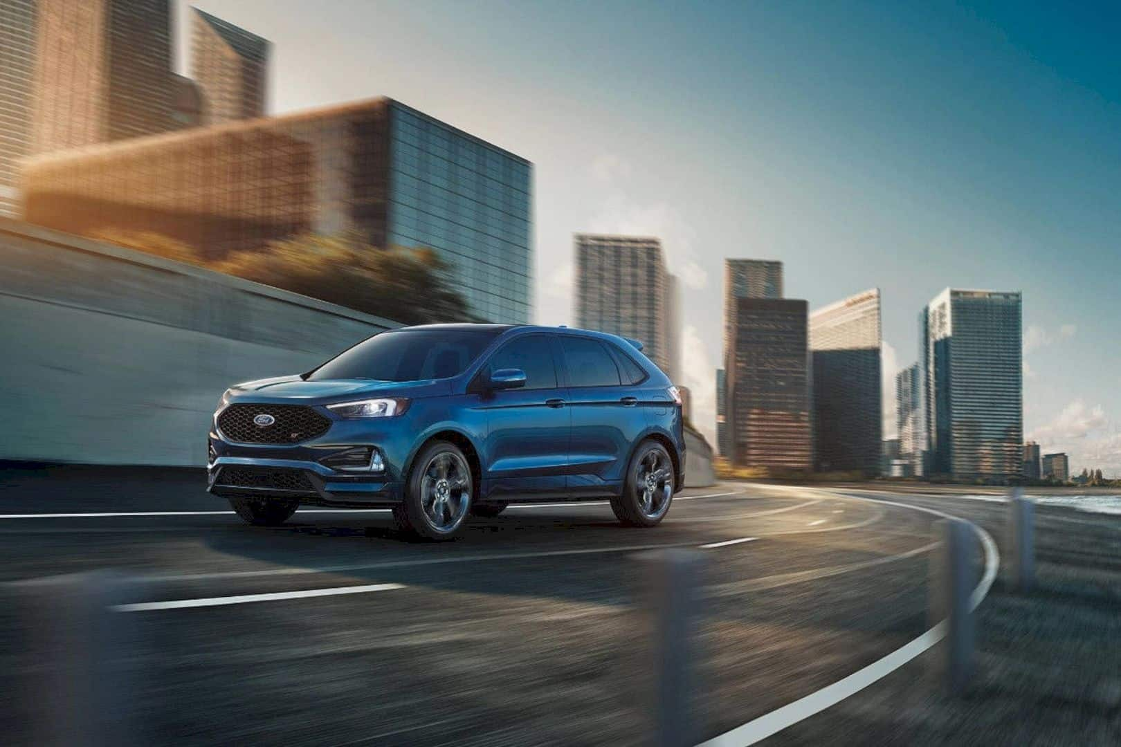 2019 Ford Edge 8