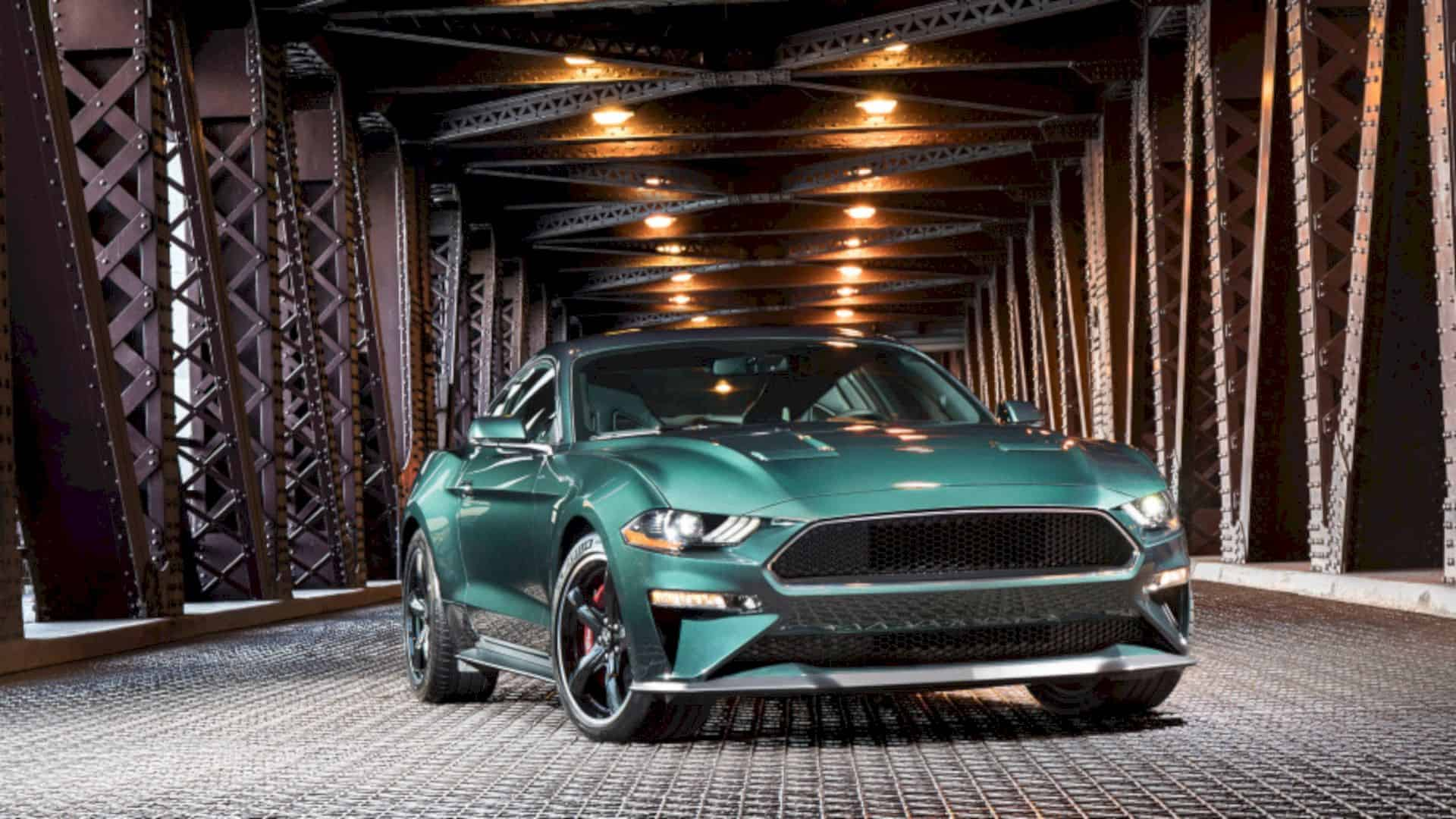 The Rise of the New Icon – 2019 Ford Bullitt Mustang