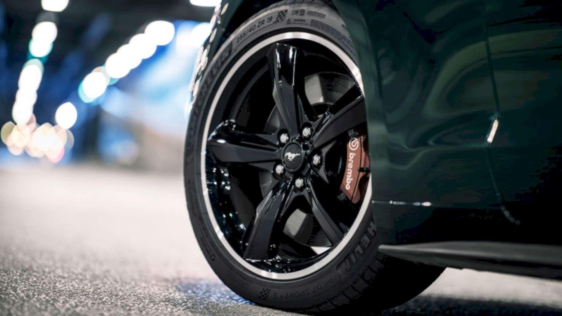 2019 Ford Mustang Bullitt 3