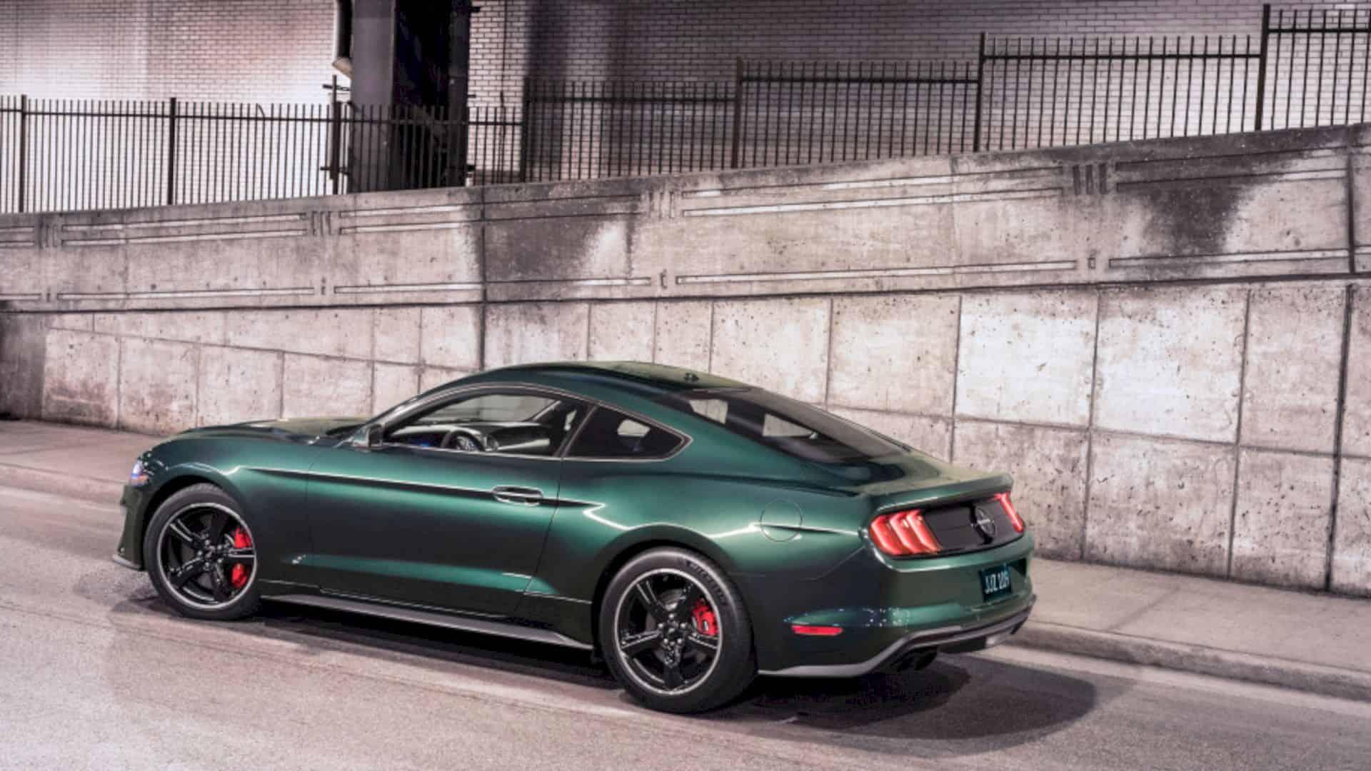 2019 Ford Mustang Bullitt 4