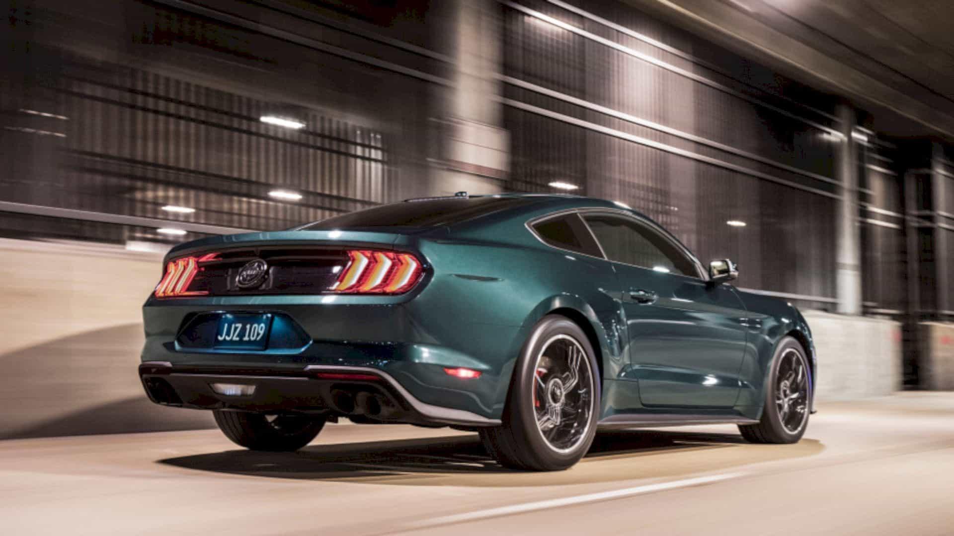 2019 Ford Mustang Bullitt 5