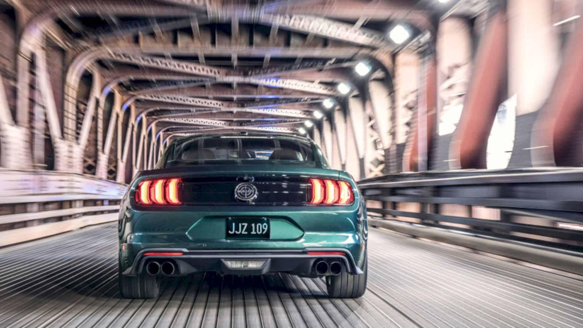 2019 Ford Mustang Bullitt 6