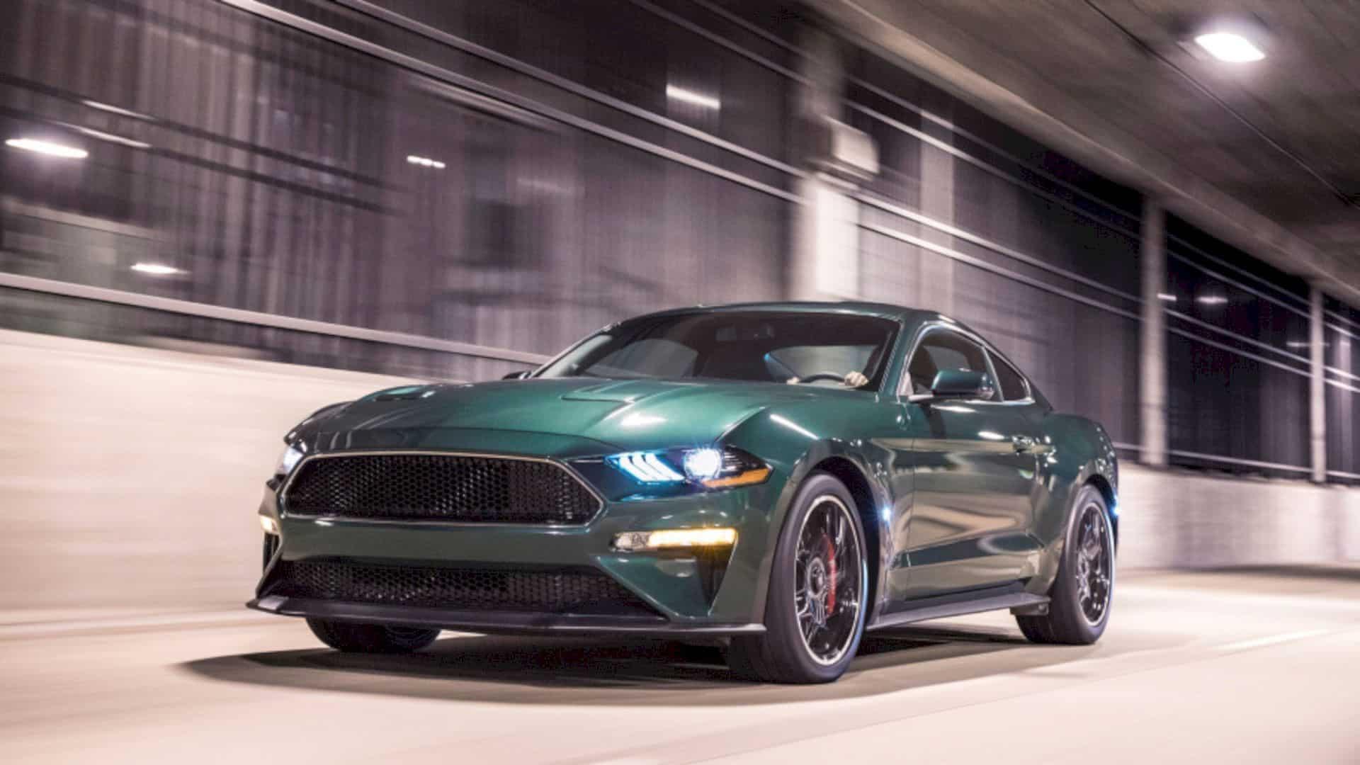 2019 Ford Mustang Bullitt 7