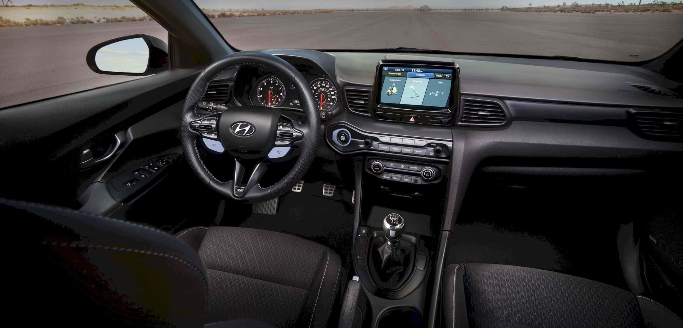 2019 Hyundai Veloster N 3