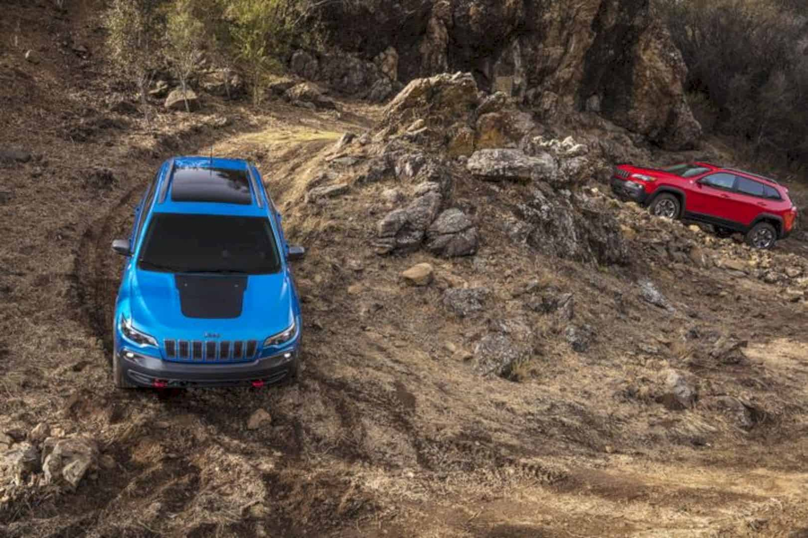 2019 New Jeep Cherokee 6