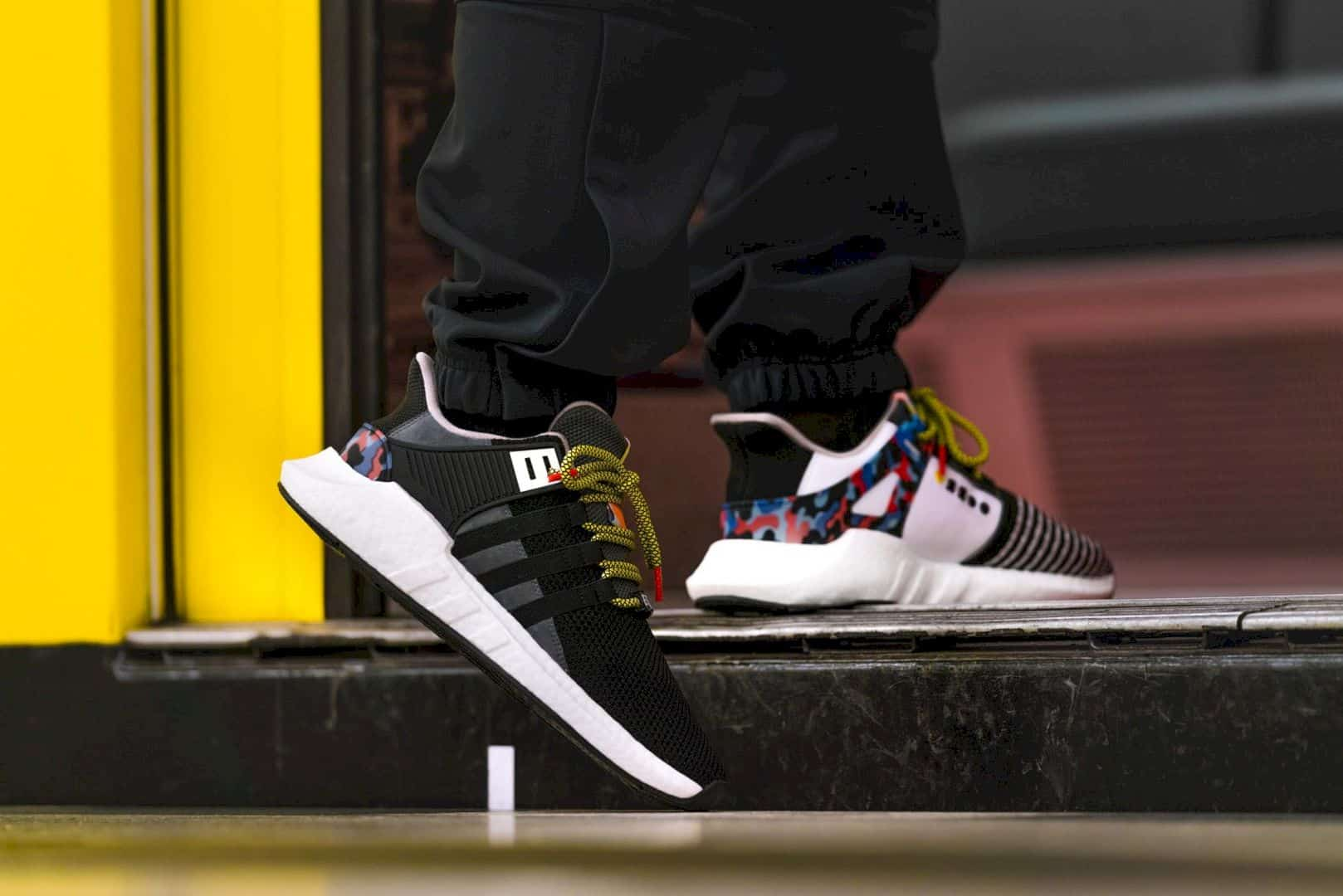 ADIDAS THE EQT SUPPORT ADV 3