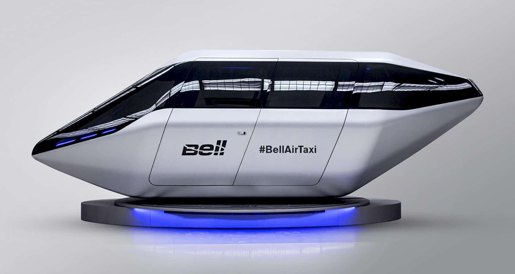 Bell Air Taxi 5