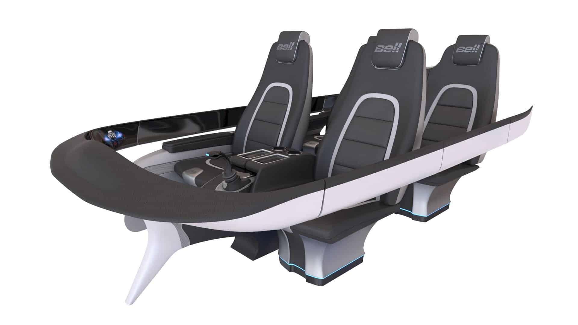 Bell Air Taxi 6