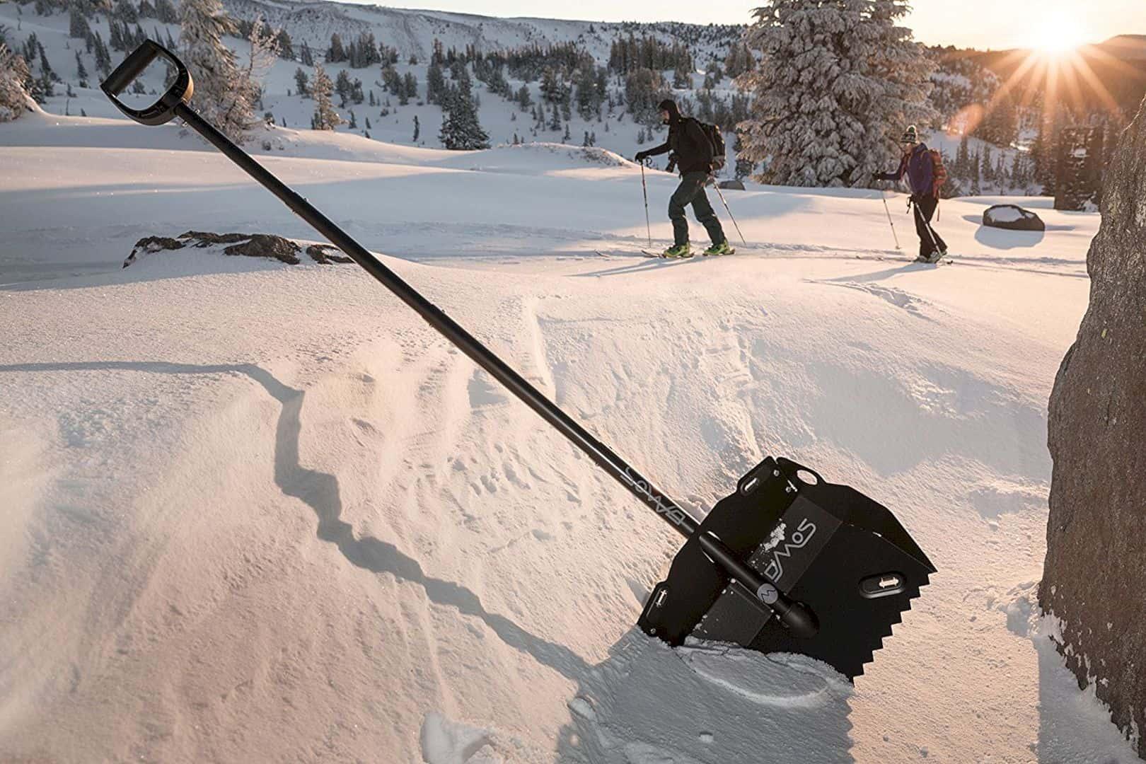 DMOS Collective Alpha Snow Shovel 2