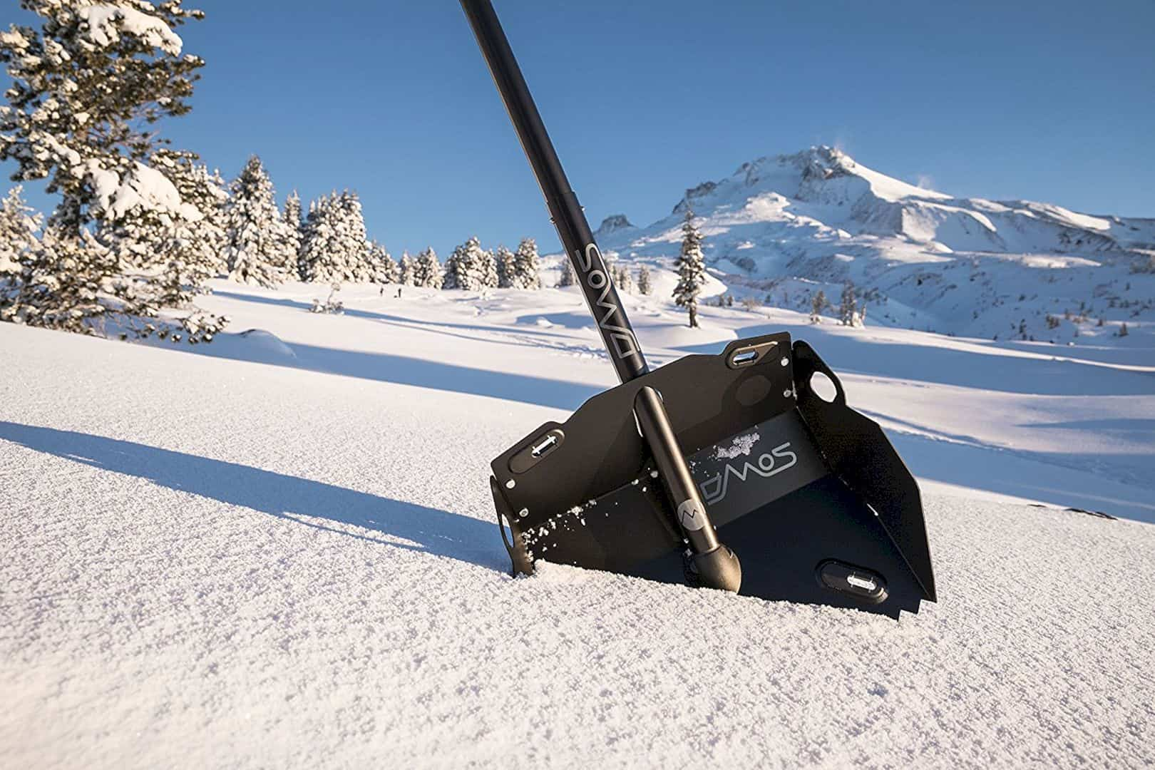 DMOS Collective Alpha Snow Shovel 3