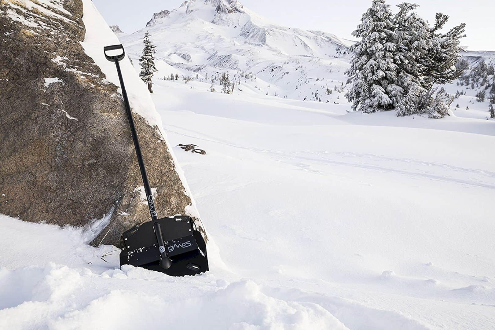 DMOS Collective Alpha Snow Shovel 4
