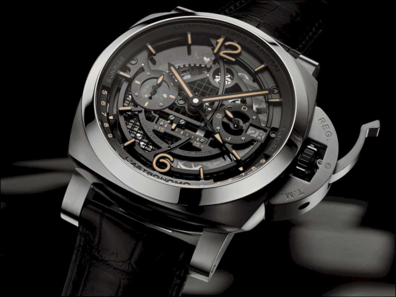 L'Astronomo Luminor 1950 Tourbillon Watch 7