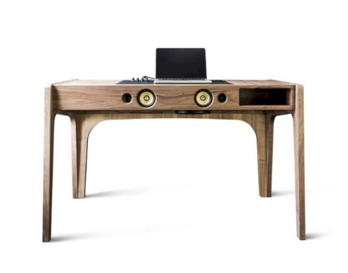 LD Studio: A Two-in-One Audio System with Contemporary Design