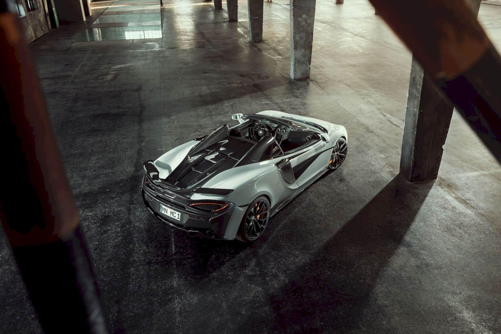 NOVITEC McLaren 1