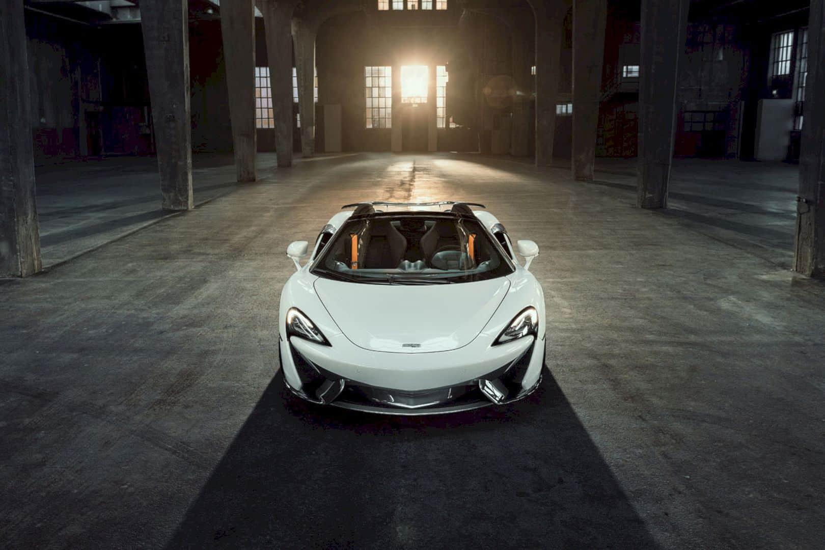 NOVITEC McLaren 4