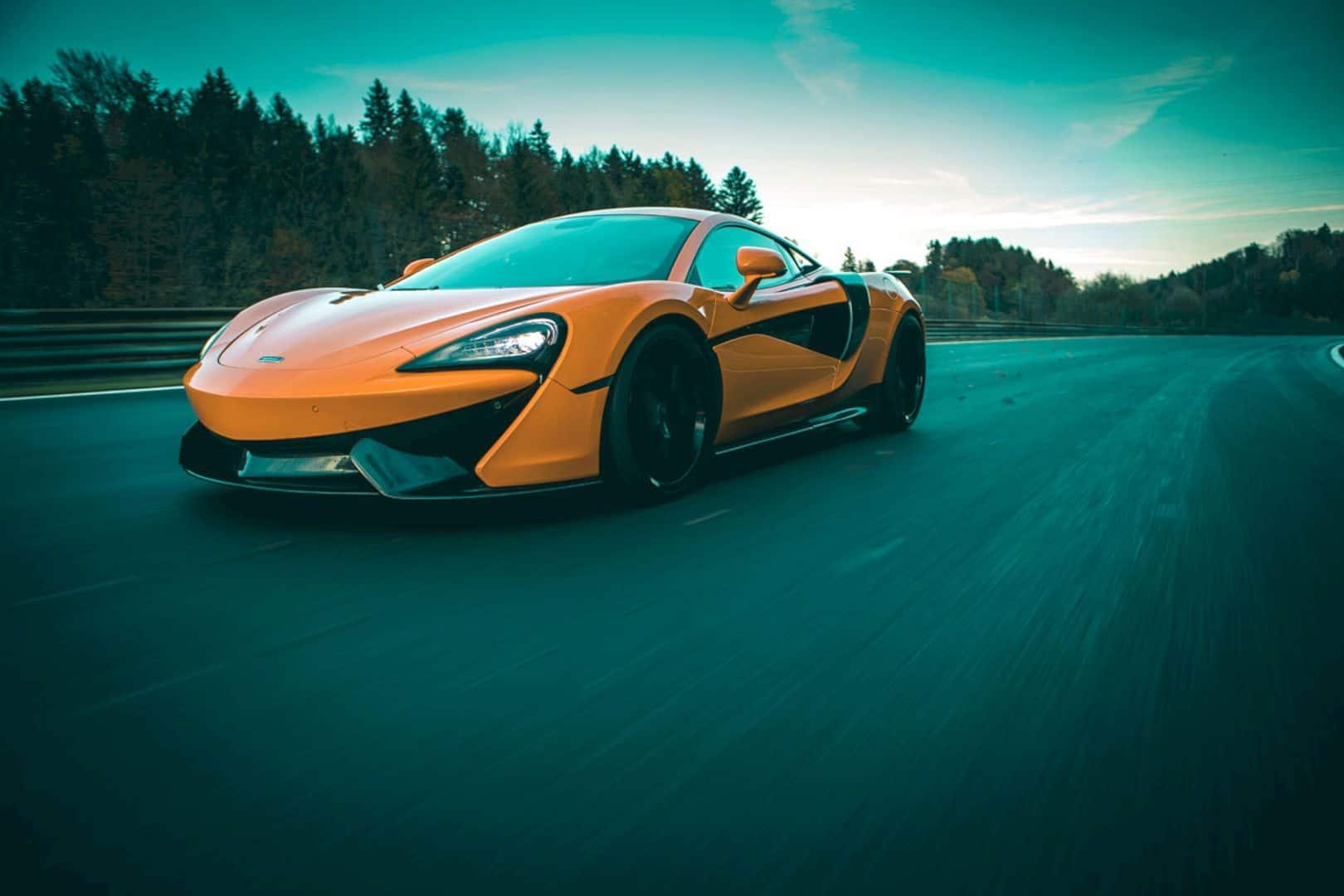 NOVITEC McLaren 5