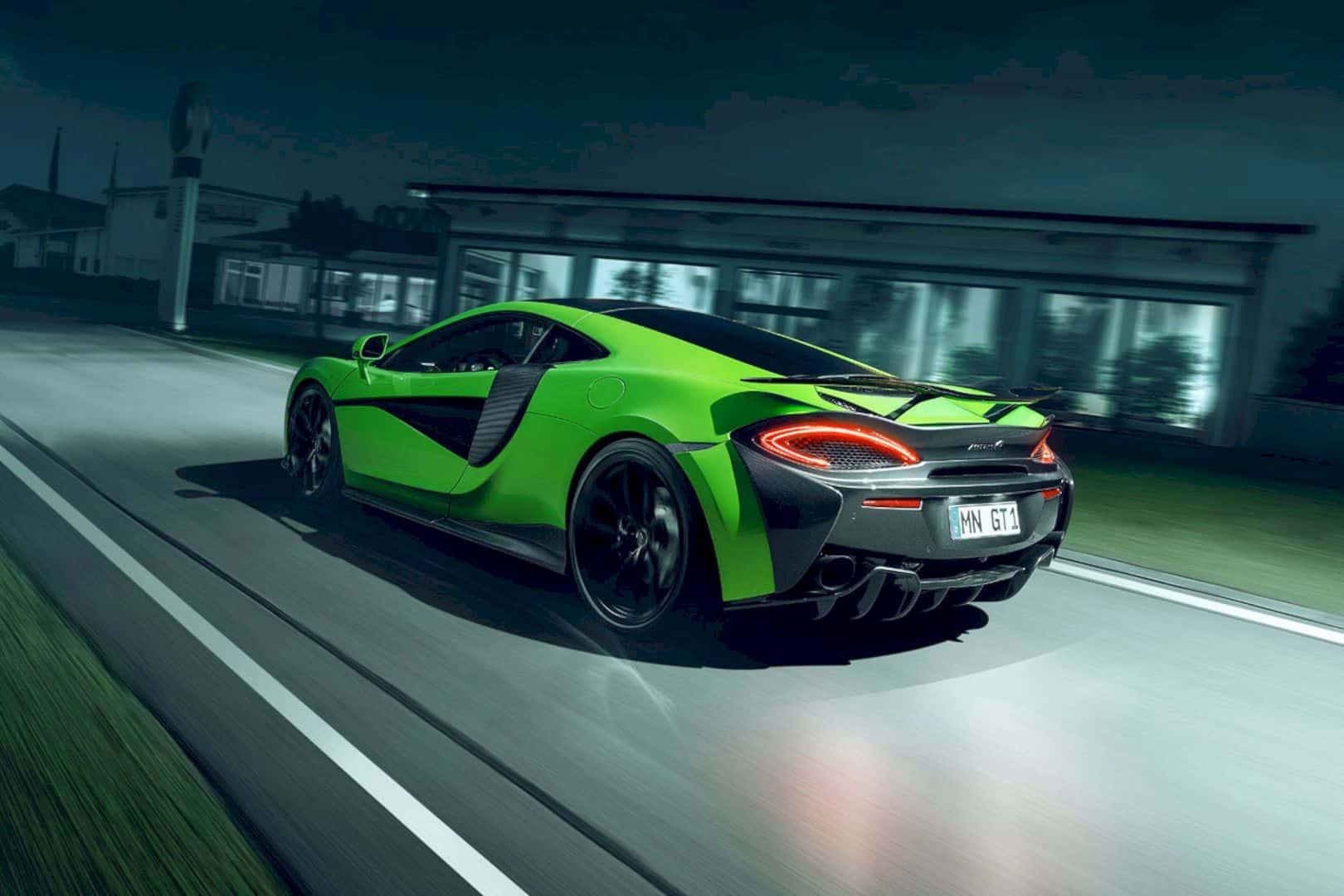 NOVITEC McLaren 6
