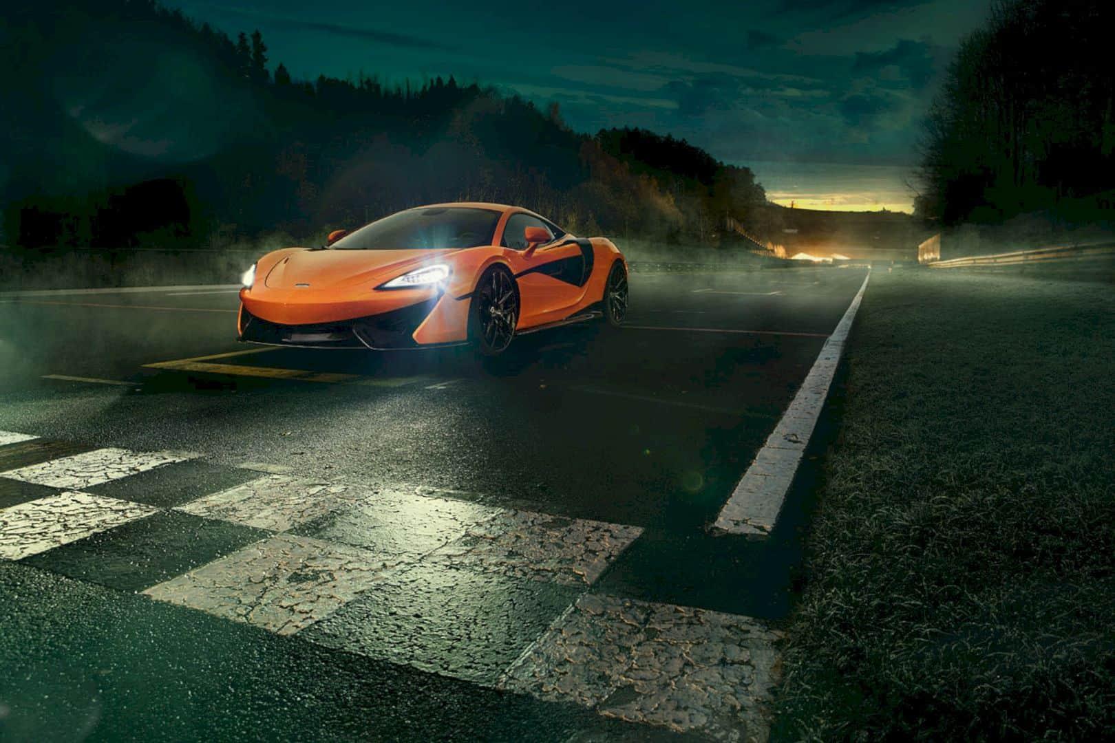 NOVITEC McLaren 8