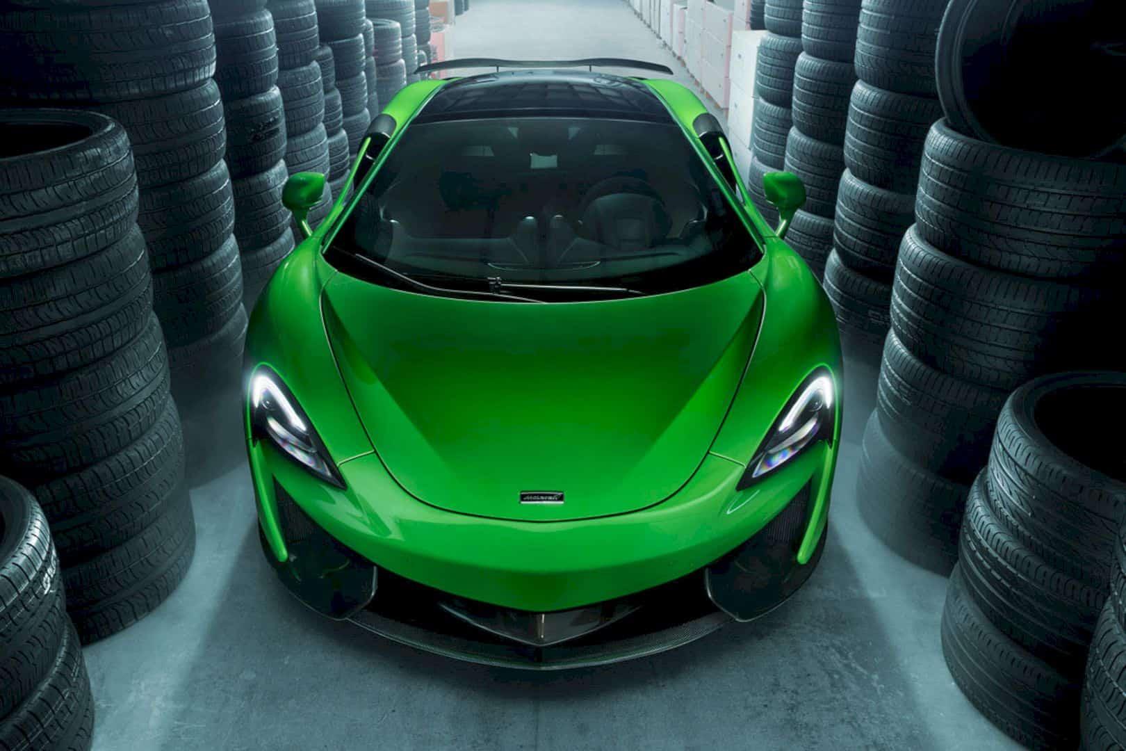 NOVITEC McLaren 9