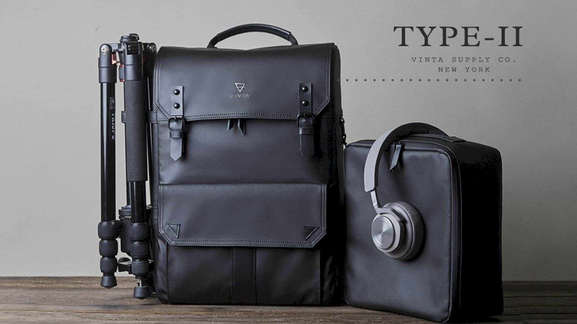Type II Backpack 12