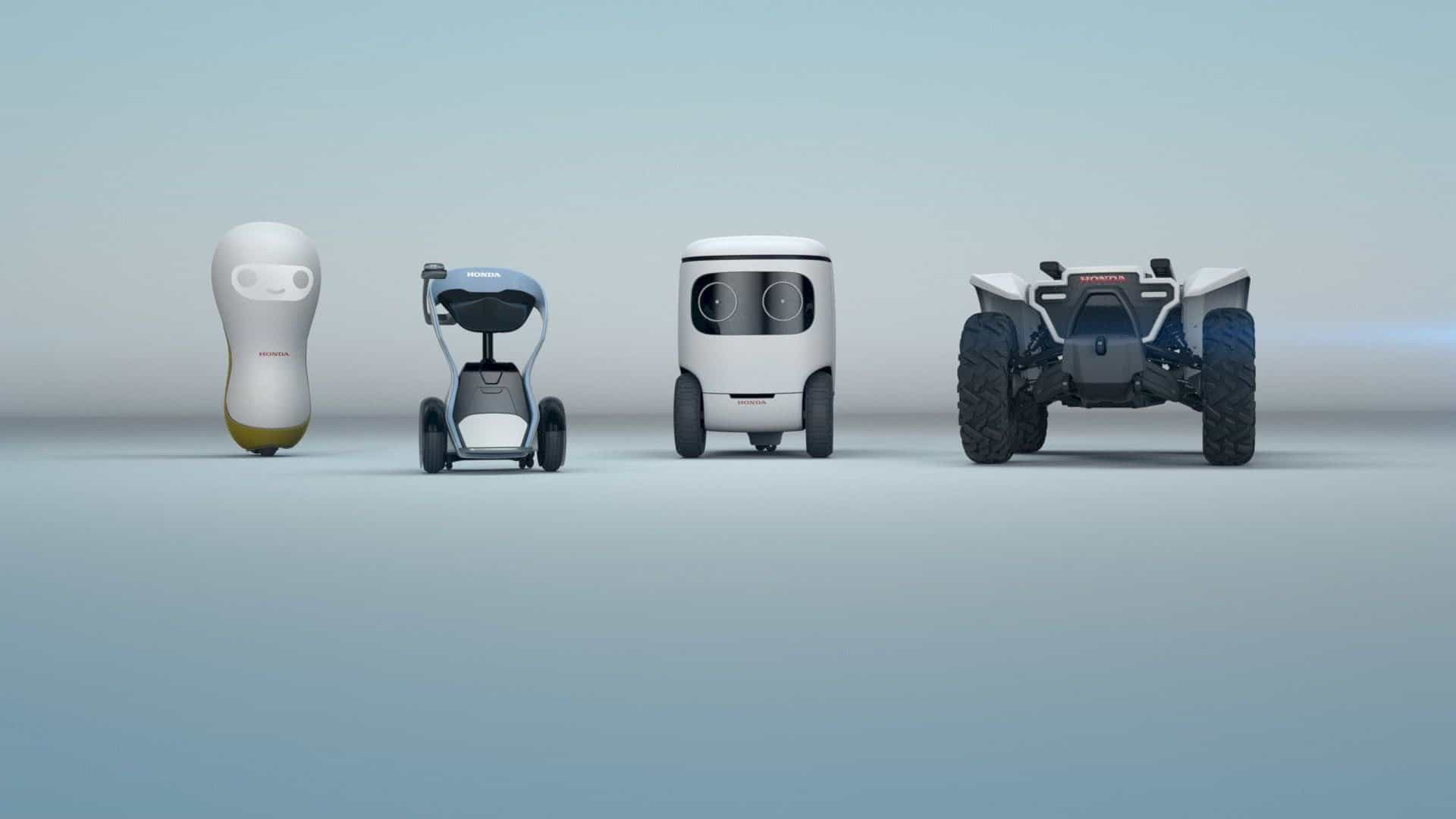 Honda 3E Robotic Concept: The Ultimate Solution in Any Situation