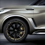INFINITI QX80 Monograph: Bigger and Bolder in Presence