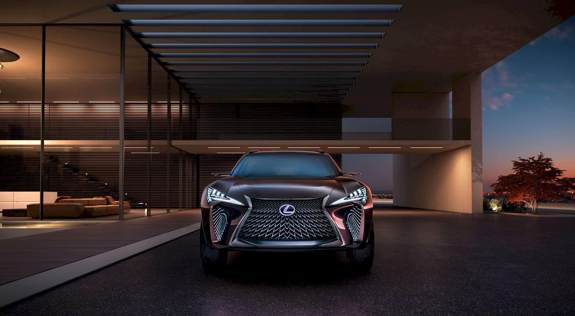 Lexus Concept Ux 8