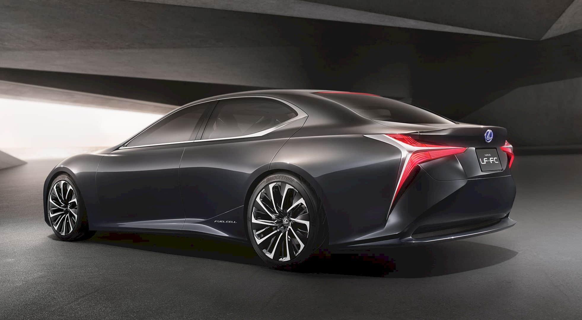 Lexus Lf Fc 5