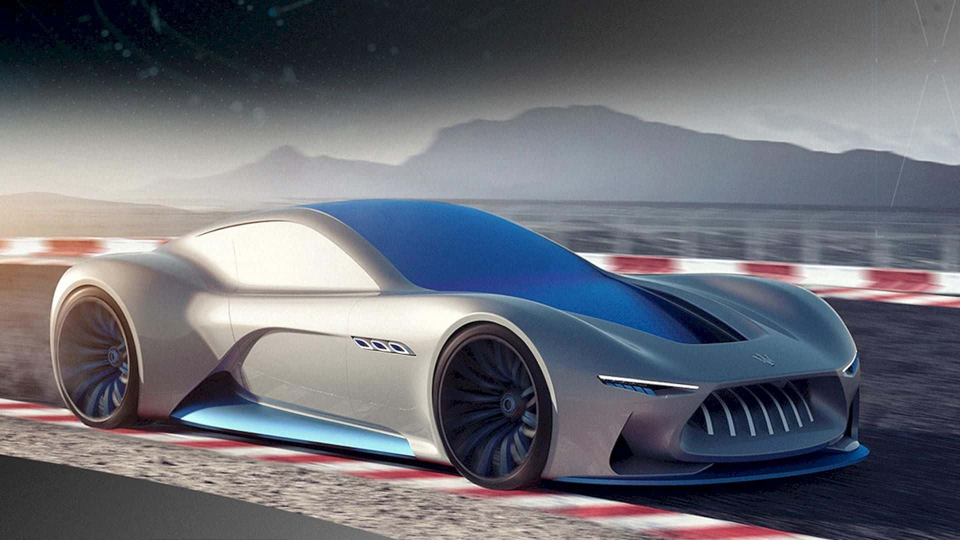 Yet Another Fabulous Concept Car