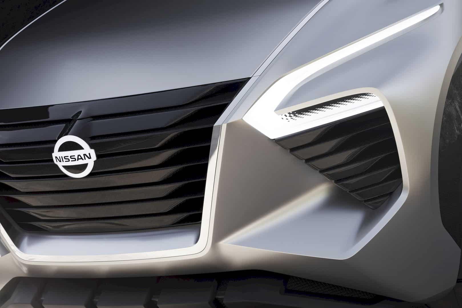 Nissan Xmotion 4