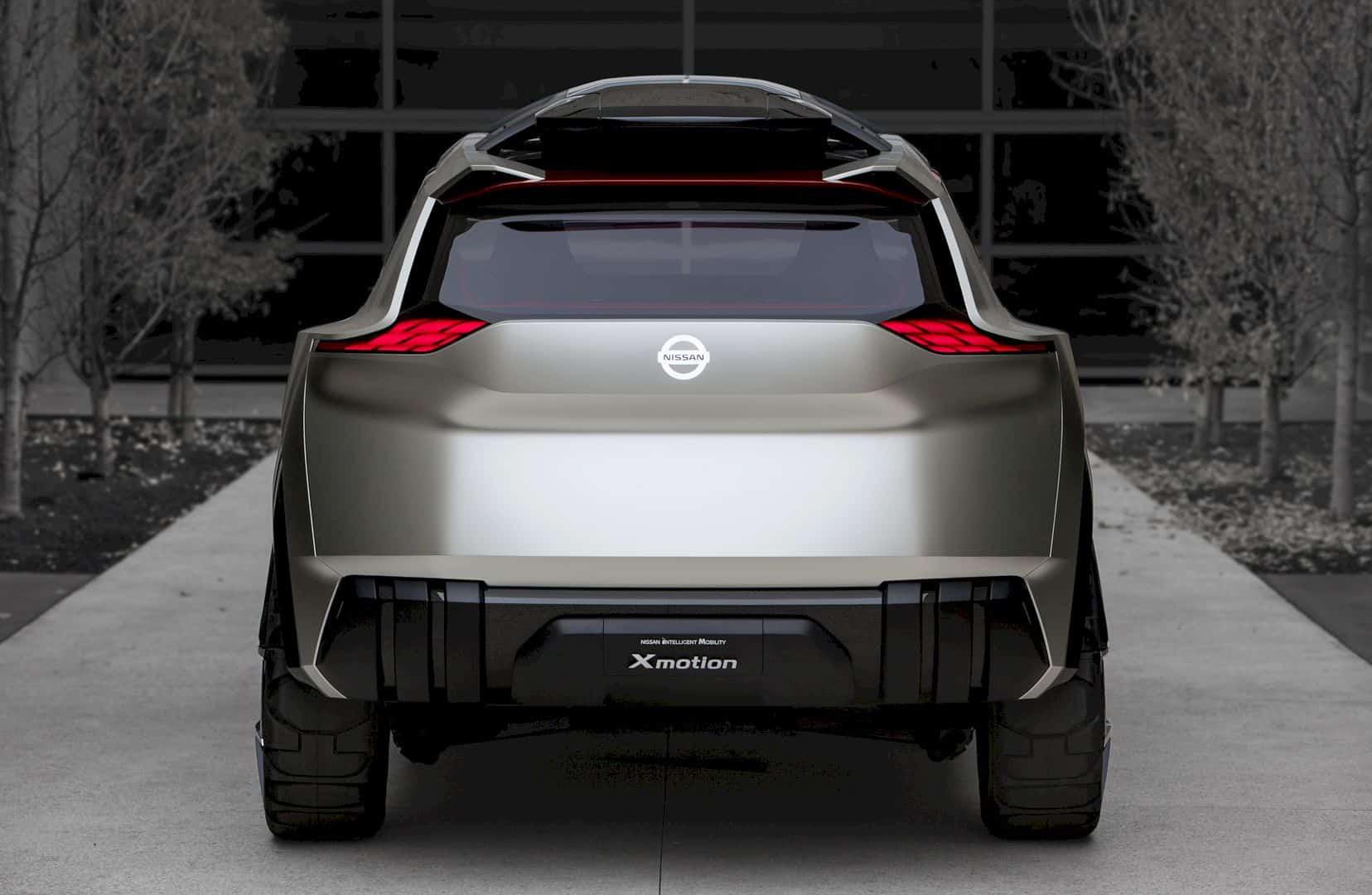 Nissan Xmotion 6
