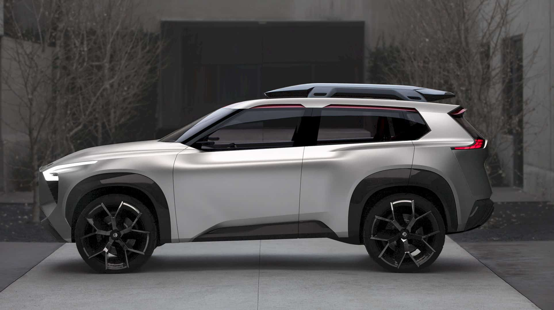 Nissan Xmotion Rule Out Any Doubt in Designing The Next Step of Futuristic SUV