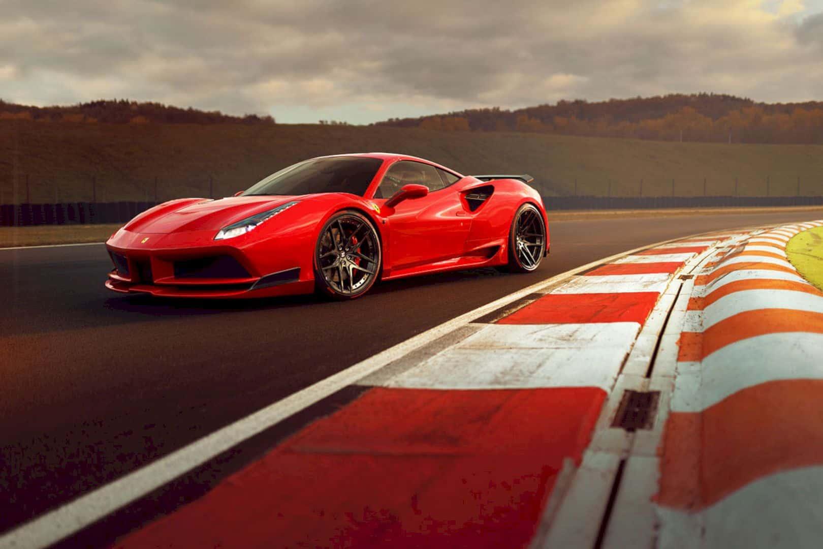 Novitec Ferrari 488 Gtb N Largo 1