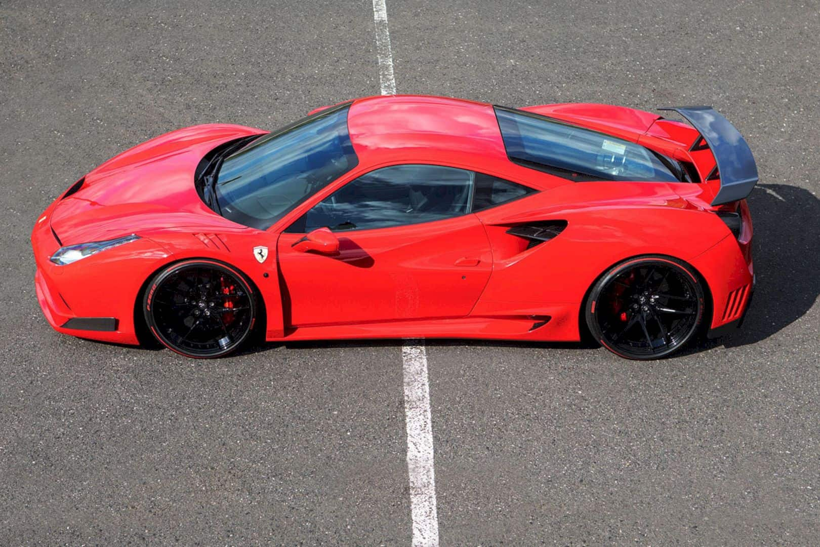 Redefine Glamour with Revamp Edition of Ferrari 488 GTB N-Largo by Novitec