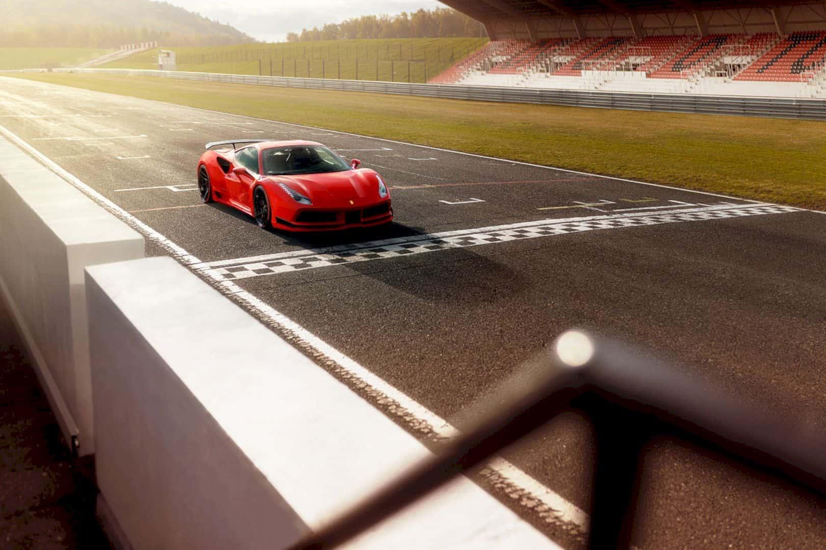 Novitec Ferrari 488 Gtb N Largo 6