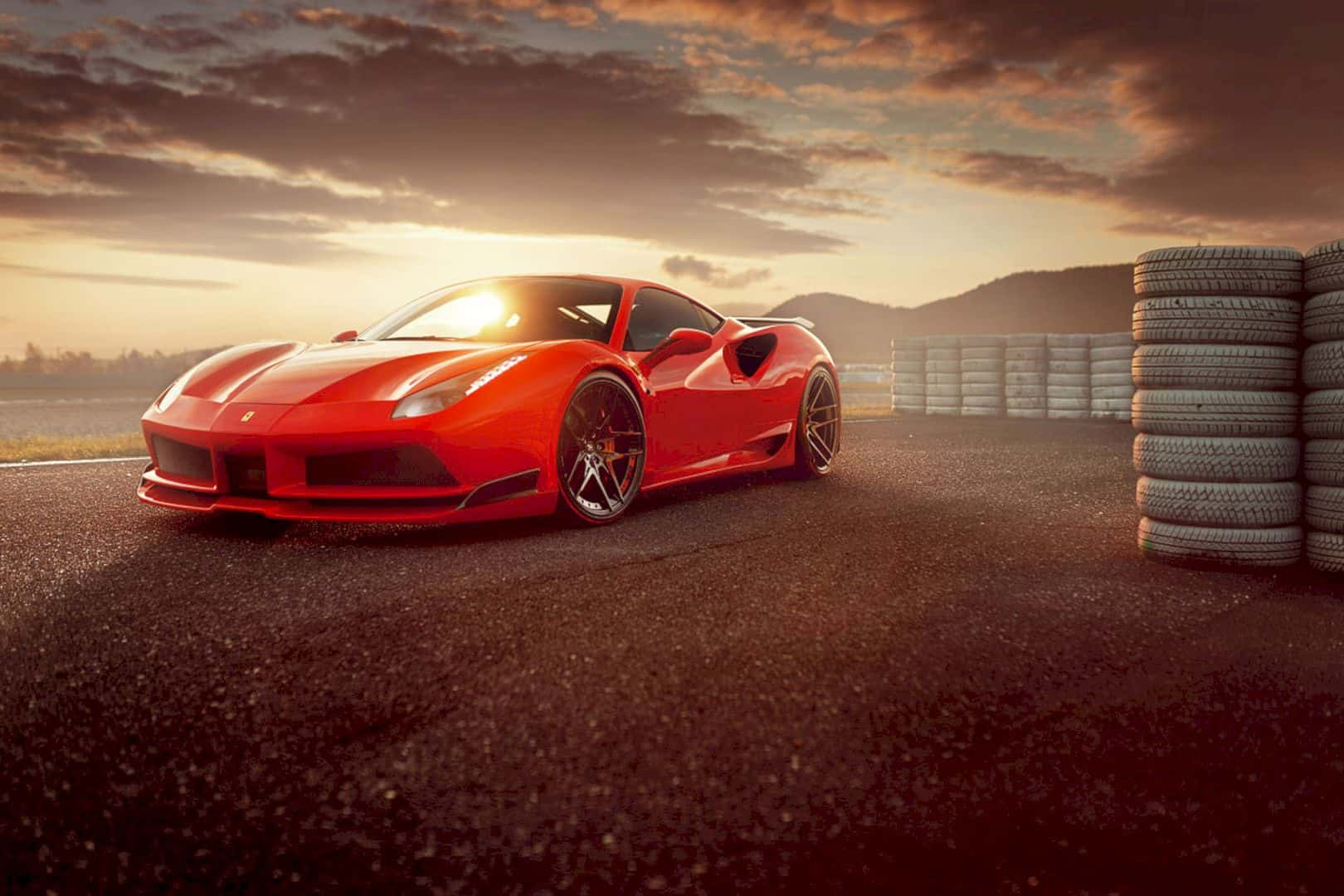Redefine Glamour with Revamp Edition of Ferrari 488 GTB N-Largo by