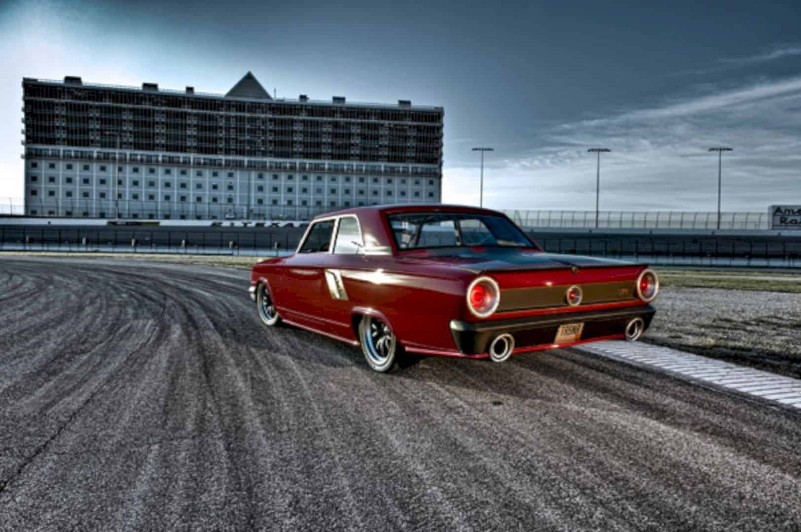 Ringbrothers 1964 Fairlane Afterburner 2