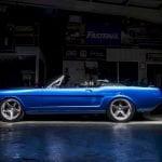 Ringbrothers' 1965 Mustang Ballistic 7