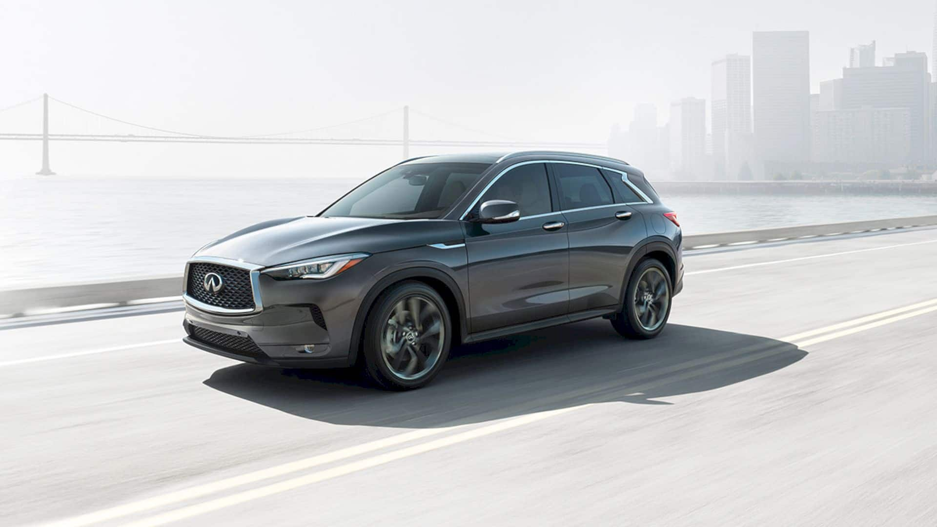 The All-New 2019 INFINITI QX50: The Journey Within