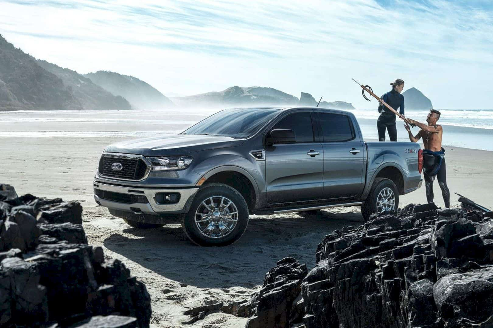 Limit is The Sky with the All-New Ford Ranger 2019 ...