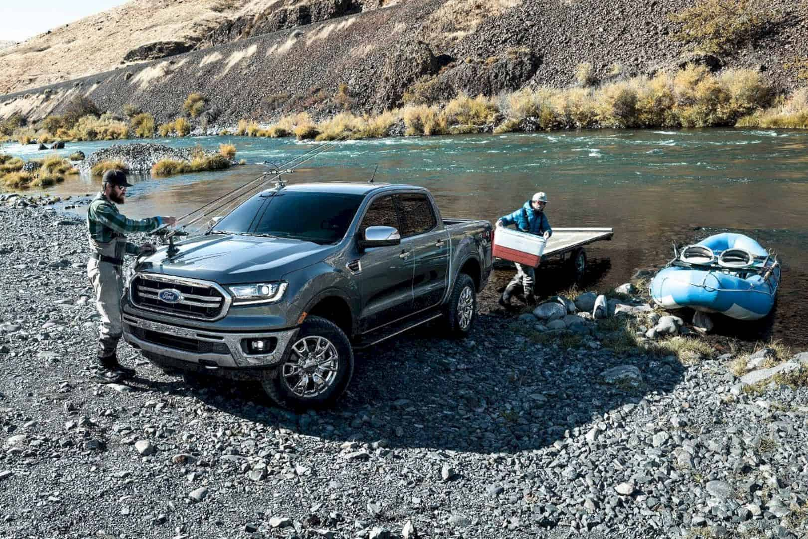 The All New Ford Ranger 2019 3
