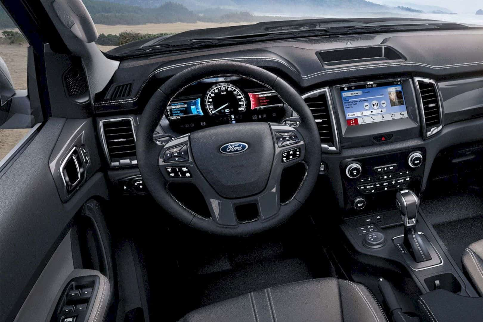 The All New Ford Ranger 2019 5