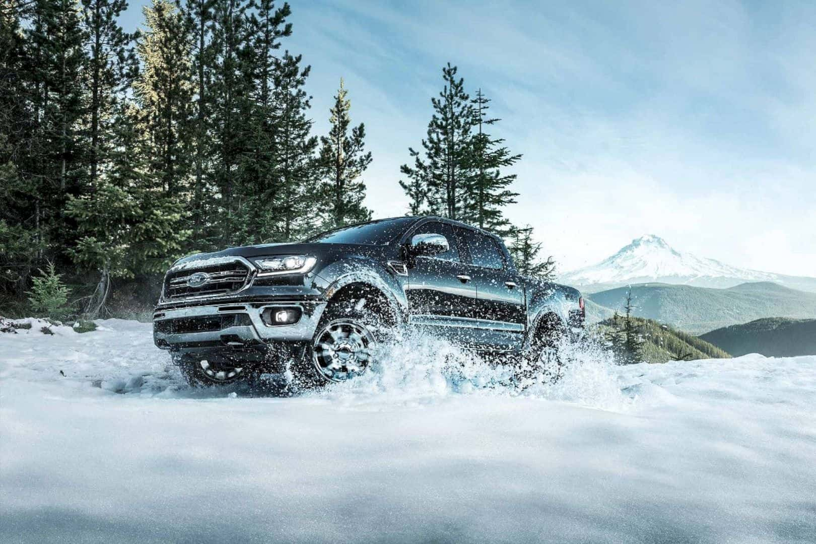 The All New Ford Ranger 2019 6