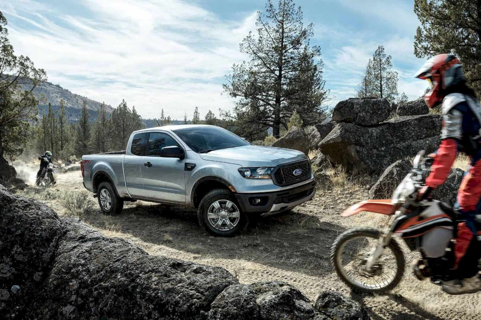 The All New Ford Ranger 2019 7