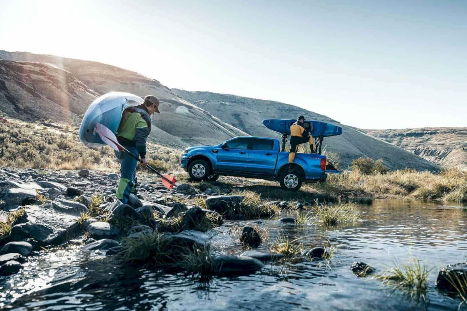 The All New Ford Ranger 2019 8