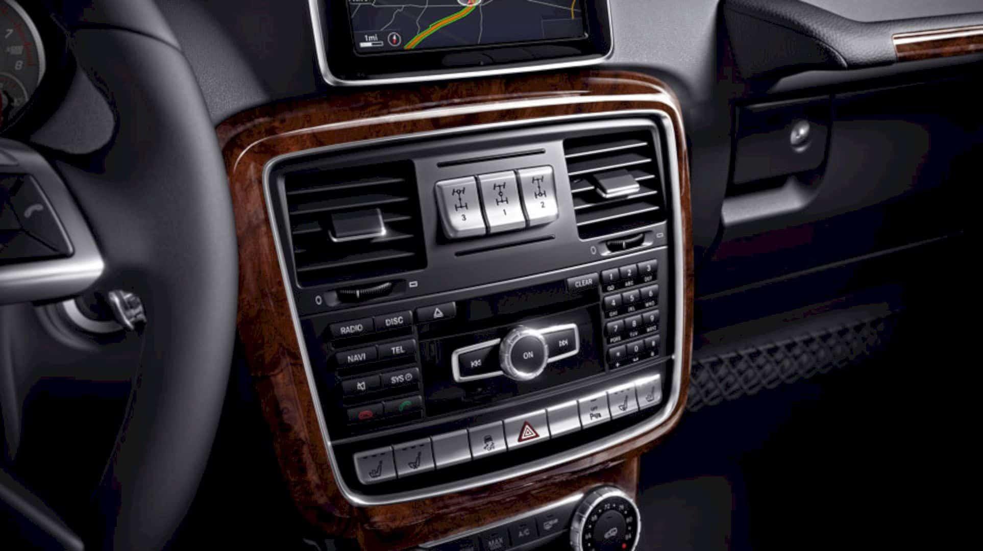 The New Mercedes Benz G Class 2