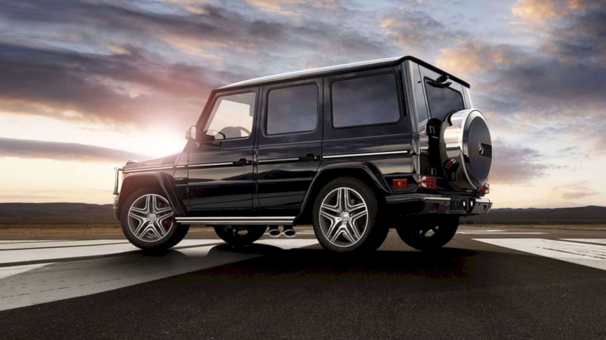 The New Mercedes-Benz G-Class: An Icon Reinvents Itself